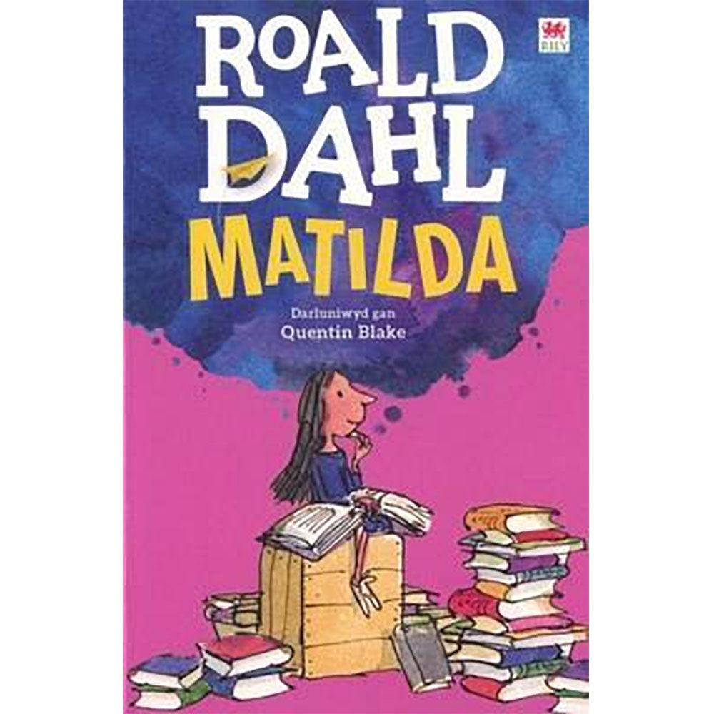 Matilda - Roald Dahl - Welsh Translation