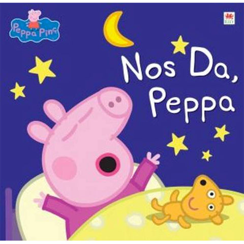 Peppa Pinc: Nos Da, Peppa - Good Night, Peppa