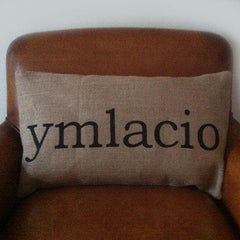 Cushion - Welsh - Ymlacio / Relax