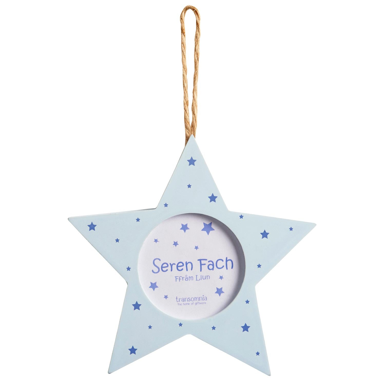 Baby Frame - Little Star - Seren Fach-The Welsh Gift Shop