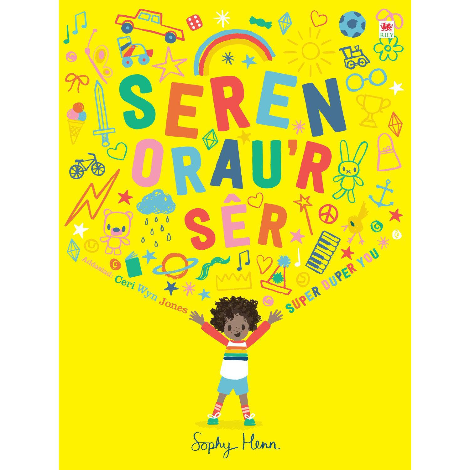 Seren Orau'r Sêr / Super Duper You - Sophy Henn