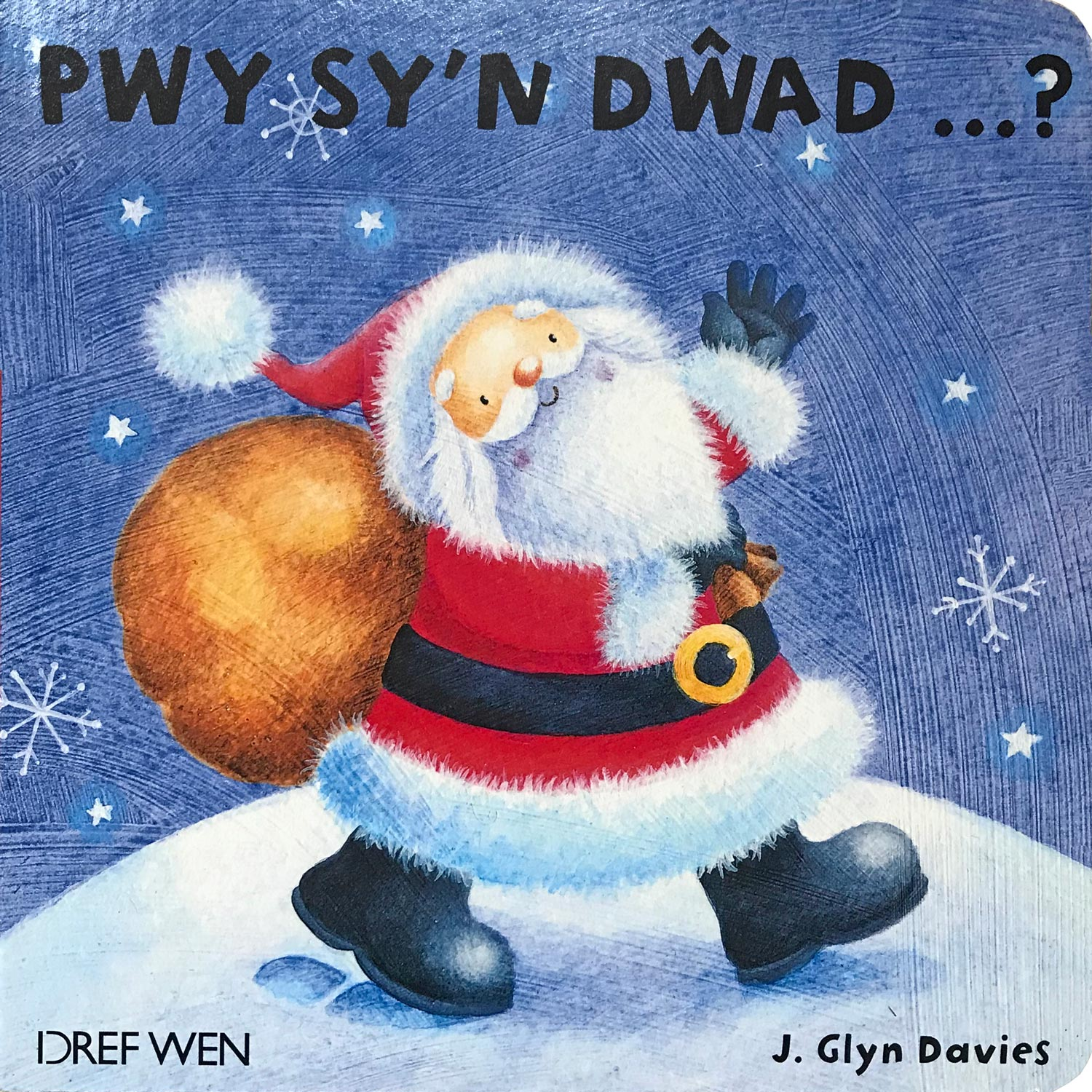 Pwy sy'n dwad... Sion Corn! Welsh Christmas Song Book-The Welsh Gift Shop