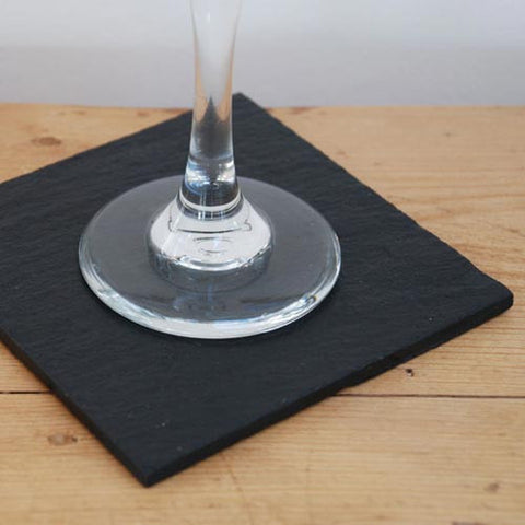 Coasters - Welsh Slate - Set of four