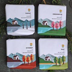 Soap Gift Set - Y Tymhorau - The Welsh Seasons-The Welsh Gift Shop
