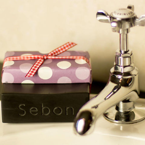 Soap Dish - Welsh Slate - Sebon-Soap / Cosmetics-The Welsh Gift Shop