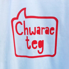T-Shirt - Fair Play - Chwarae Teg