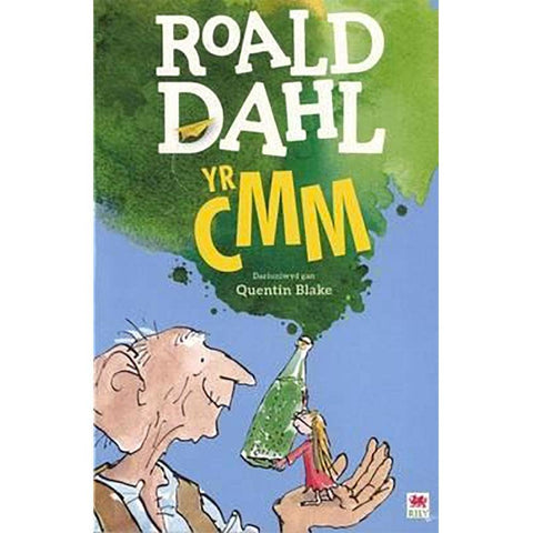 Yr CMM - The BFG - Roald Dahl - Welsh Language