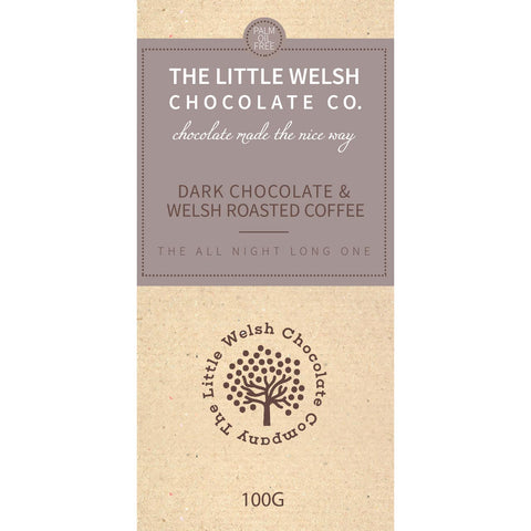 Chocolate - The Little Welsh Chocolate Company - Coaltown Coffee