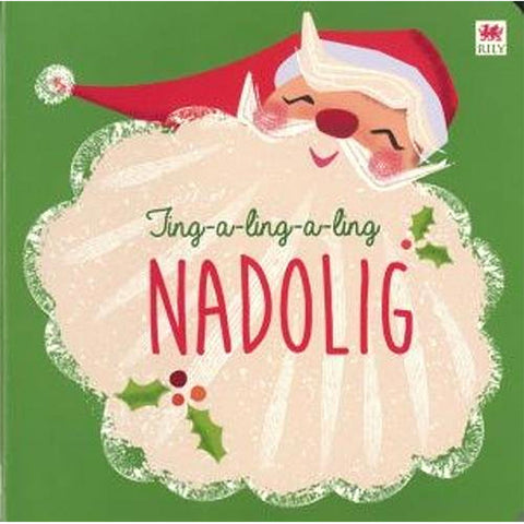 Ting-A-Ling-A-Ling Nadolig / Christmas Singing Book