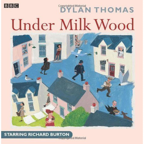 CD - Under Milk Wood - Dylan Thomas - Audio