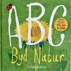ABC Byd Natur - Welsh Alphabet - Luned Aaron