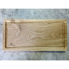 Carving Board - Rustic Welsh Oak - Handmade