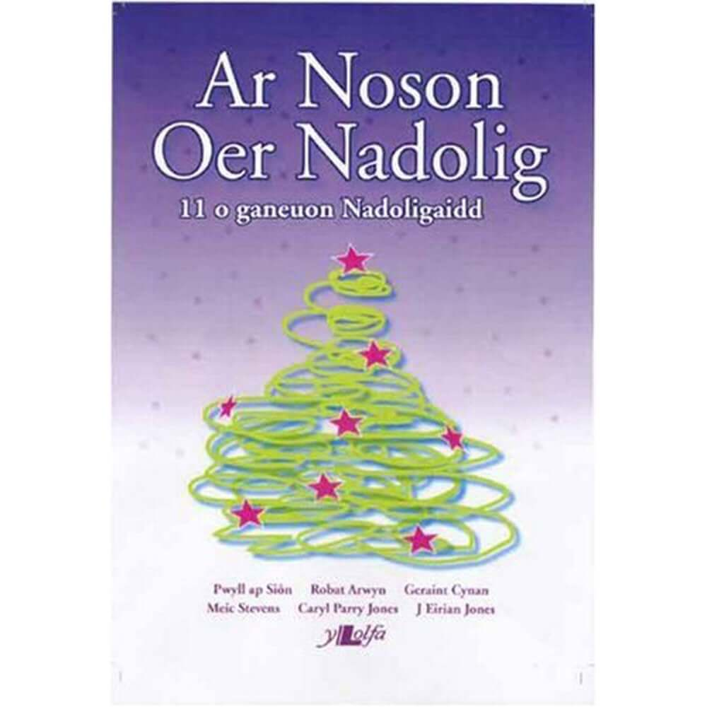 Ar Noson Oer Nadolig - A Collection of Welsh Christmas Carols-The Welsh Gift Shop
