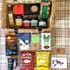 Welsh Christmas Hamper - The Best of Wales