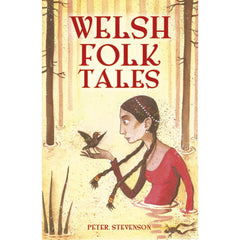 Welsh Folk Tales - Peter Stevenson-Book-The Welsh Gift Shop