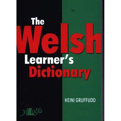 The Welsh Learner's Dictionary - Mini Edition-Book-The Welsh Gift Shop