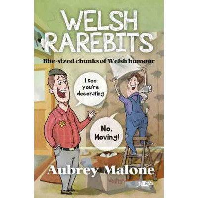 Welsh Rarebits - Welsh Humour Joke Book-Book-The Welsh Gift Shop