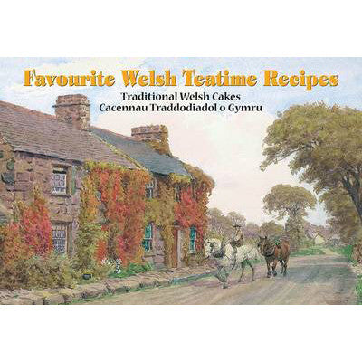 Welsh Teatime Recipes - Traditional Welsh Cakes