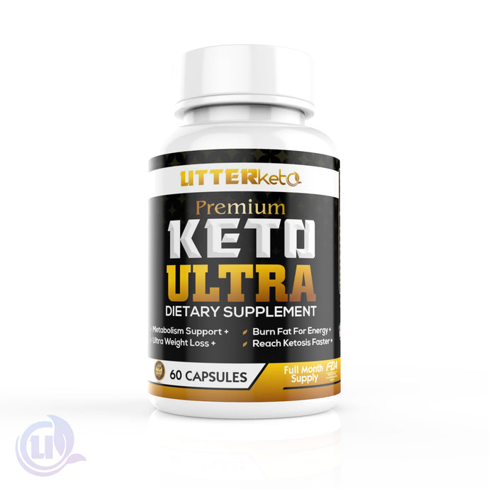 Premium Keto Ultra For Advanced Weight Loss