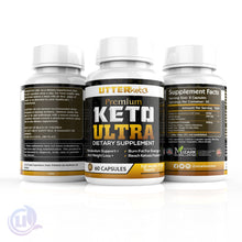 Load image into Gallery viewer, Premium Keto Ultra For Advanced Weight Loss