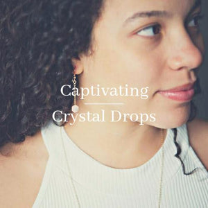 Captivating Crystal Drops