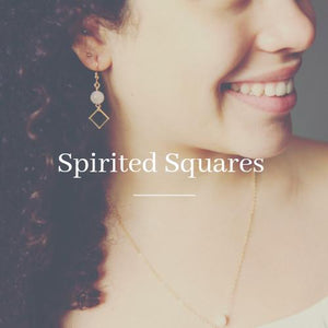 Spirited Square Dangles
