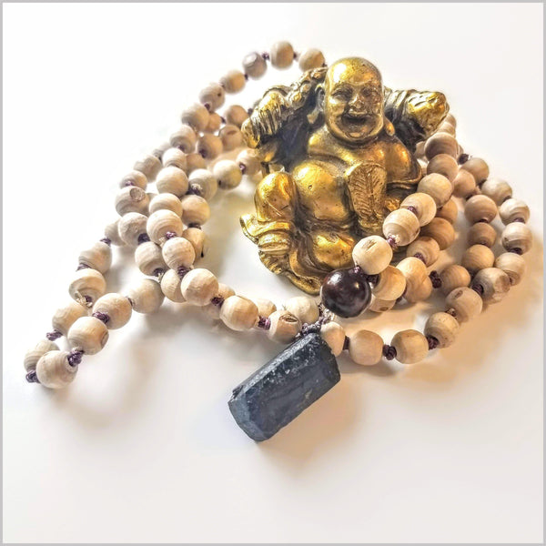 108 Bead Traditional Tulsi Mala