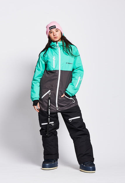 Women's Original Pro Suit - Mint/Black