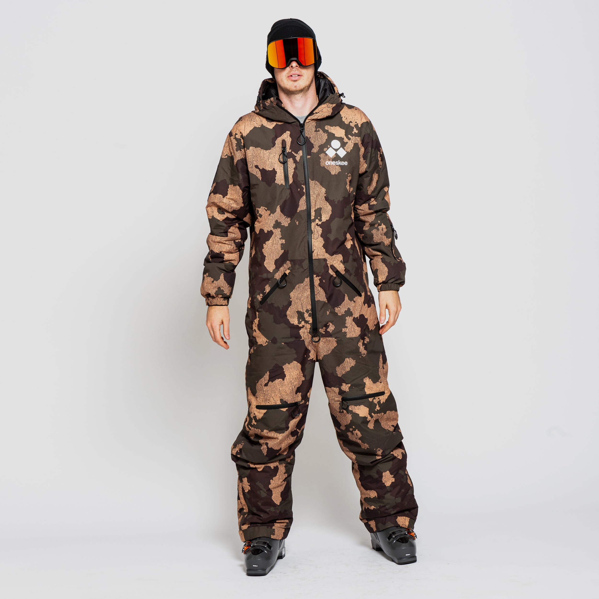 Men's Original Pro Suit - Camo image 3