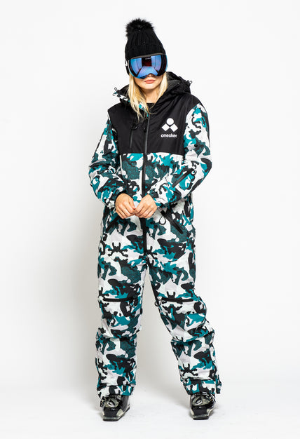 Women's Original Pro Suit - Camo