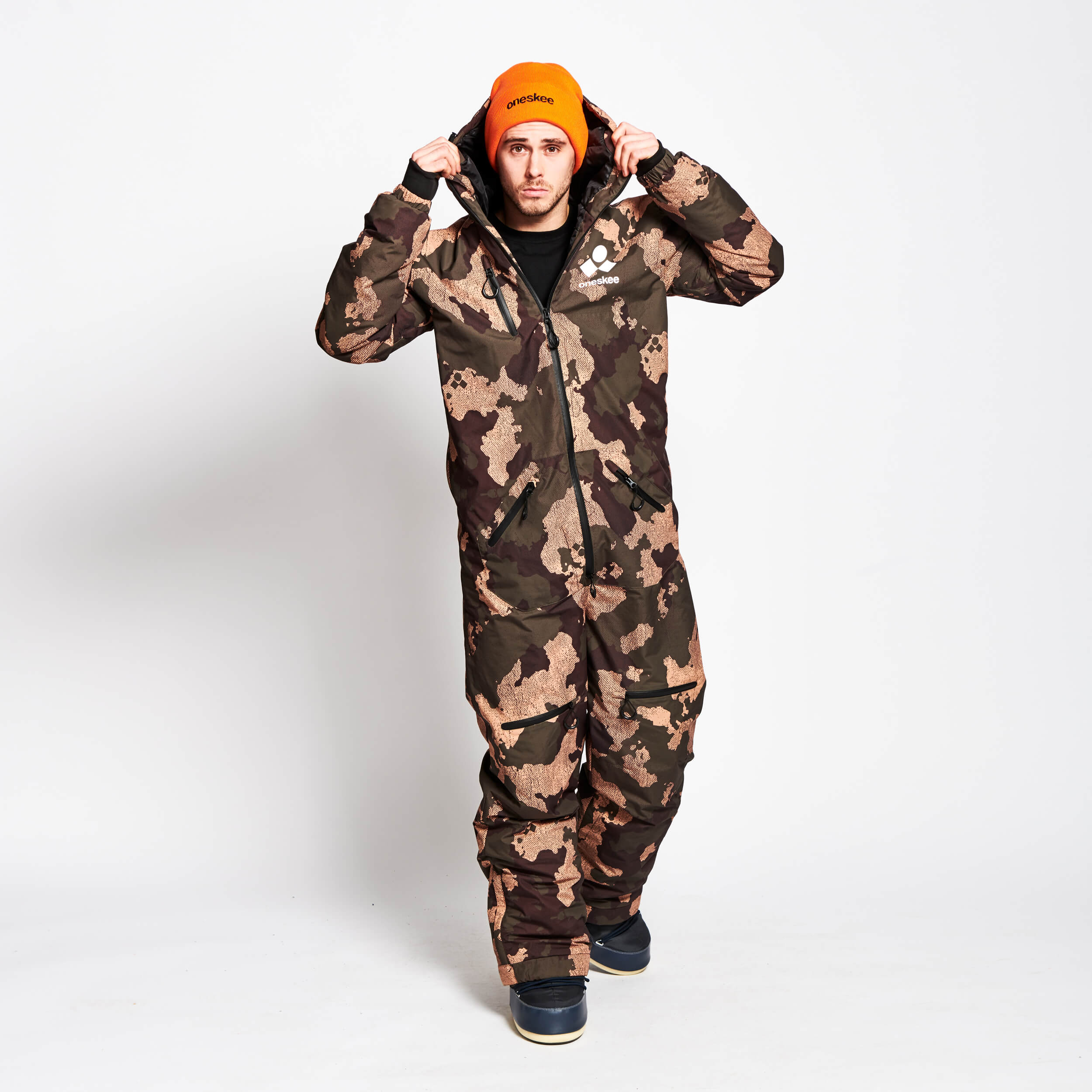 Men's Original Pro Suit - Camo image 10