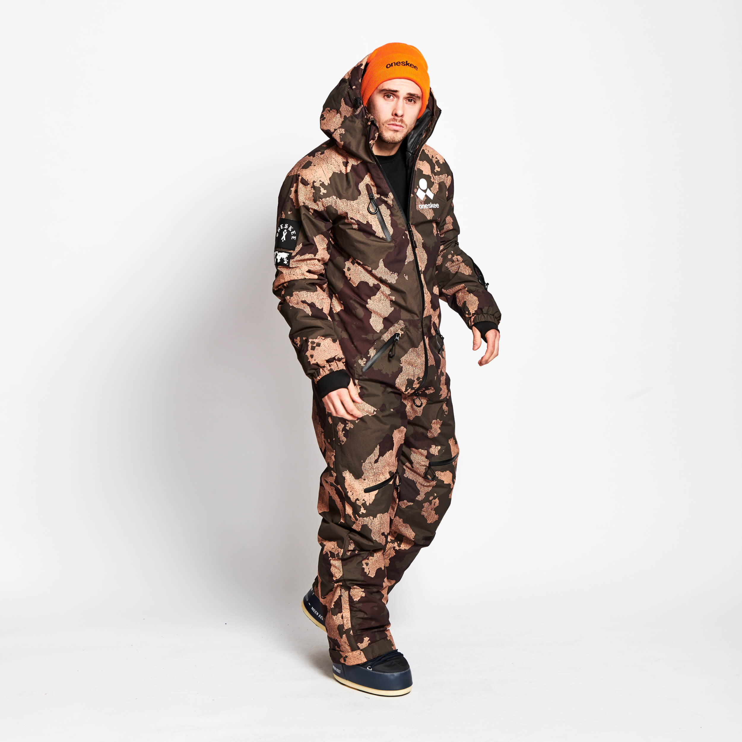 Men's Original Pro Suit - Camo image 1