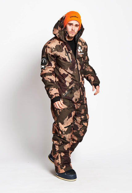 Men's Original Pro Suit - Camo