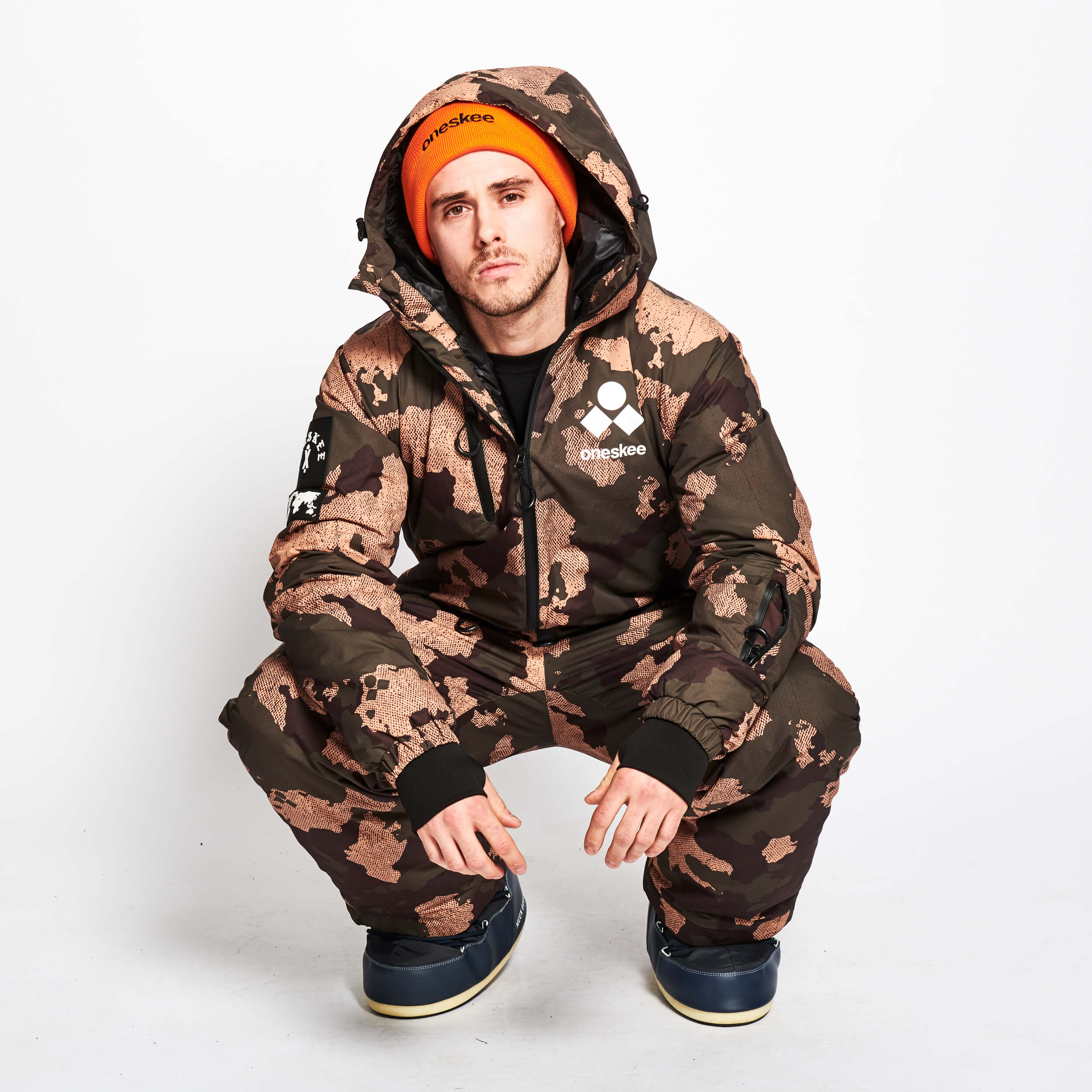 Men's Original Pro Suit - Camo image 6