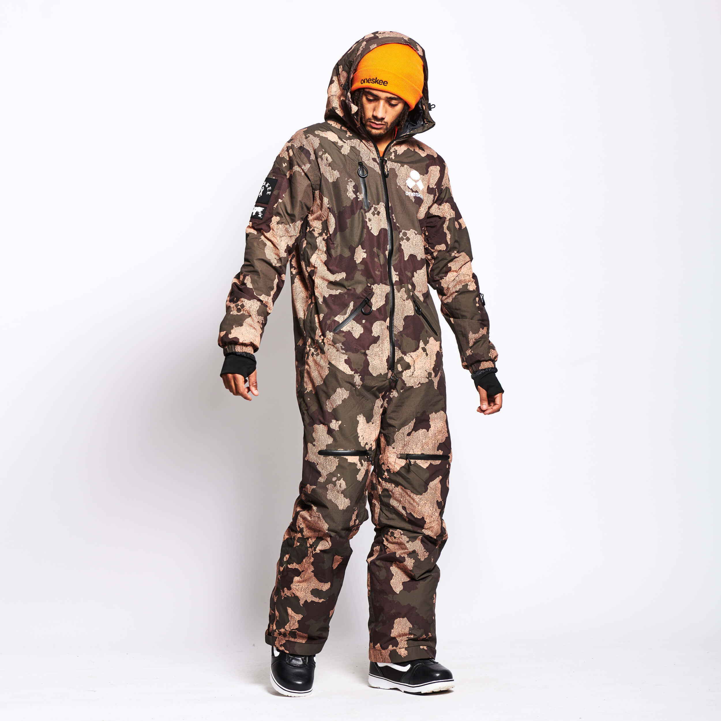 Men's Original Pro Suit - Camo image 4