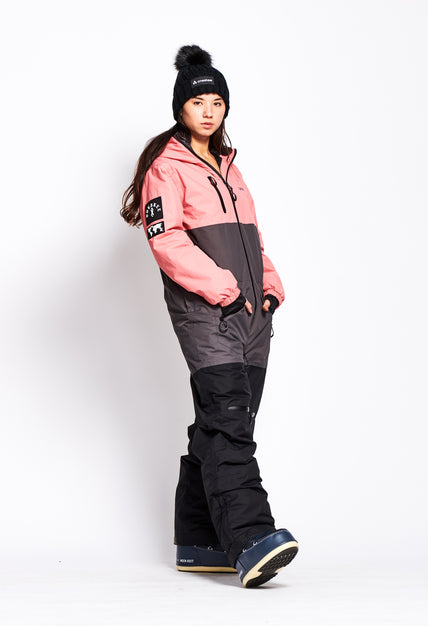 Women's Original Pro Suit - Pink/Black