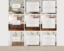 Load image into Gallery viewer, Seller Listing Presentation Light Browns