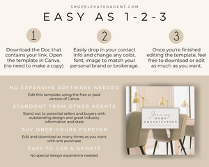 Buyer Listing Presentation - Buyer Handbook Light Browns
