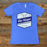 NEW Go Rope Tag Tee
