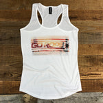 Women's Sunset Tank