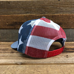 The Patriot Trucker Hat - Heather Grey
