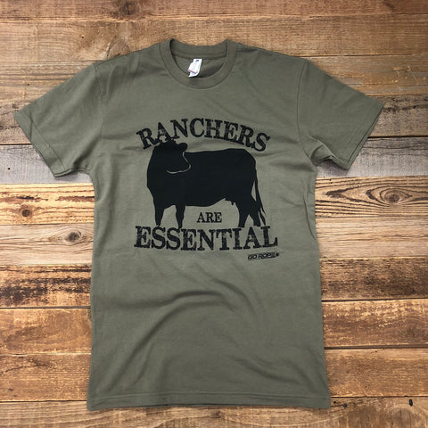 Ranchers Are Essential Tee