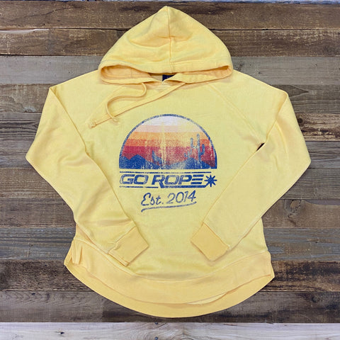 NEW Women's Sunset Hoodie