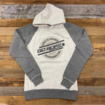 NEW Men's Super Fleece Raglan Hoodie
