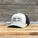Go Rope AztecPatch Hat • Khaki // Coffee