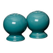 Fiesta Round Salt & Pepper Set