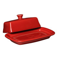 Fiesta XL Covered Butter Dish