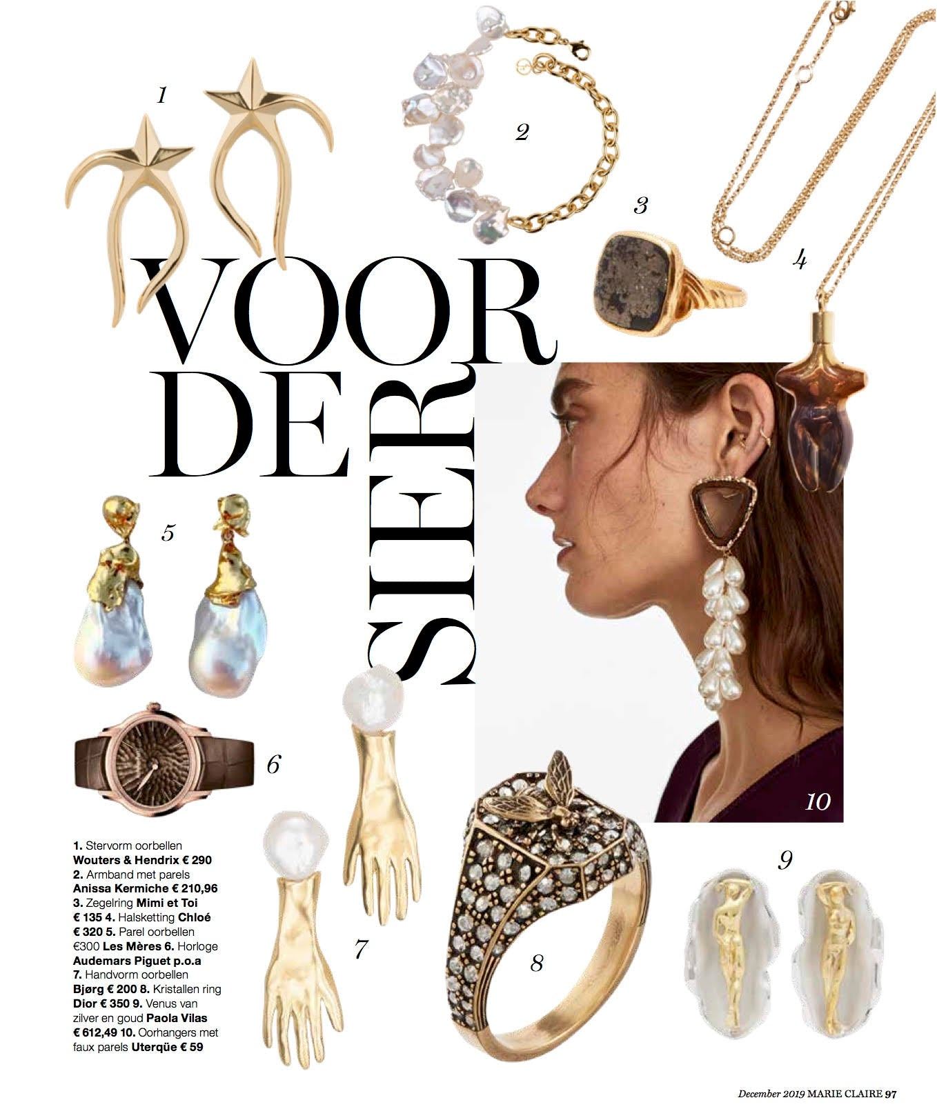 Marie Claire Netherlands