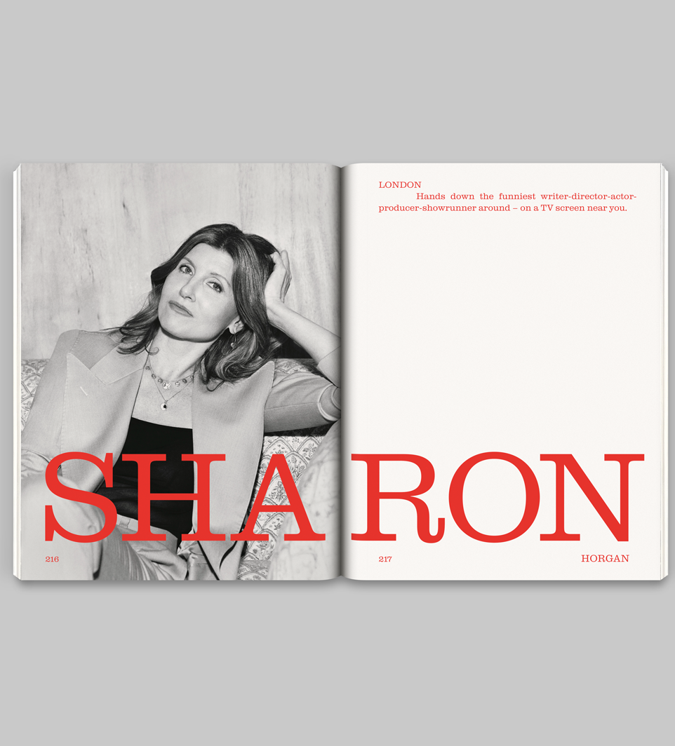 Gentlewoman ft. Sharon Horgan