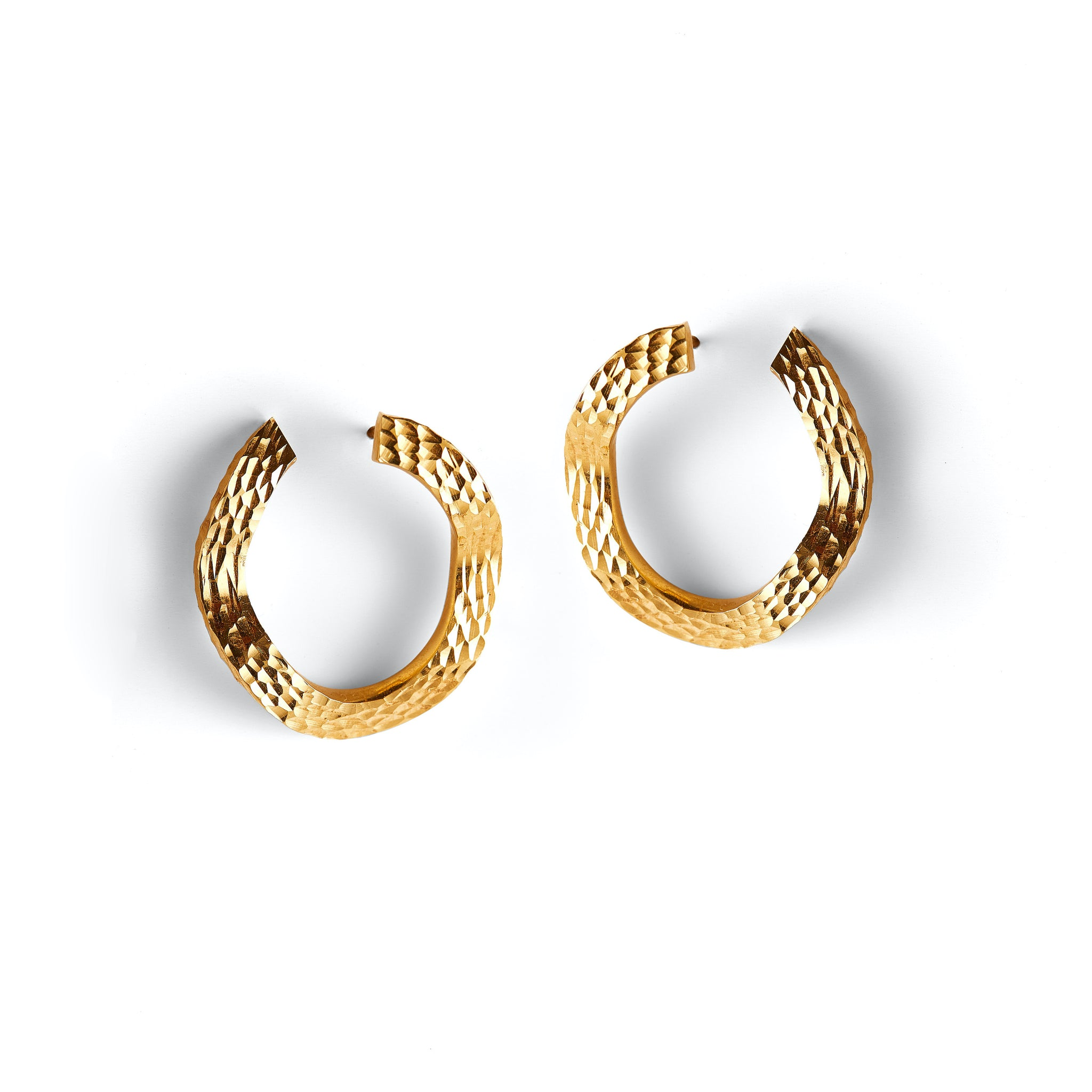 Écorce Dorée Earrings